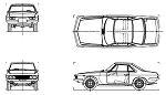 日産シルビア:CSP311('65-'68)