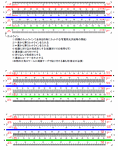 縮小三角スケール PDF