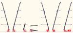 はしご車 はしご伸長図 DXF