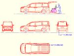 ヴォクシー 2019年式V (車いす仕様車スロープタイプ) JWW