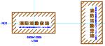 消防活動空地(ゼブラ)  DXF