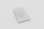 折り畳みズボン/Vectorworks 3Dフリー素材