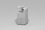 複合機/Vectorworks 3Dフリー素材