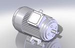 3.7kwモーター  DXF