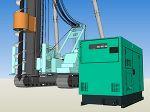 可搬型発電機2