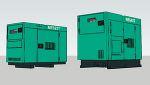 可搬型発電機3