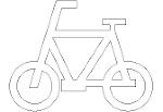 自転車横断帯マーク