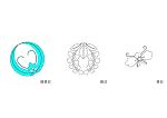 藤紋・蝶紋・藤蝶紋