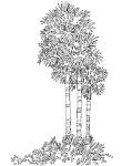 樹木パームツリー