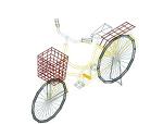 3D 自転車