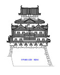 姫路城(jww)