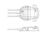 帝国海軍軍艦主砲セット