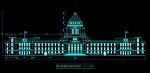 国会議事堂立面図