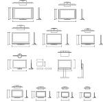 TV BRAVIA 19~52型