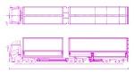 日野 4軸トラック+トレーラ