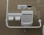 TOTO小型手洗い器