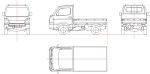 minicab_truck 2D