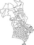 神奈川県藤沢市の字界