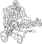 千葉県松戸市の字界