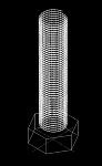 M60六角ボルト