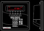 AVERY E1205 / E1210 重量計コントローラー