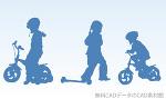 人物CADデータ>人物>遊ぶ子供>DWG