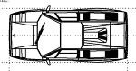 カウンタックLP400