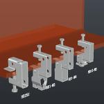 形鋼用吊り金具