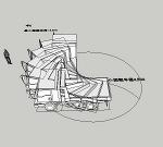 4tダンプ軌跡図
