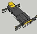 ラフタークレーン SL-700RNo.1(70tラフター) 加藤製� /></a><br /><span class =