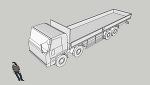 15tトラック(前・後2軸)