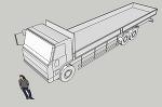 10tトラック(後2軸)