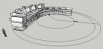 10tトラック(後2軸)軌跡図