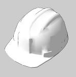 ヘルメット(白色)