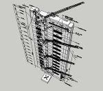タワークレーンJCL-015クライミング計画