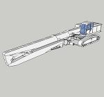 解体専用機コベルコSK400