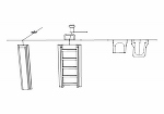 防舷材、係船柱、係船環、ラバータラップ