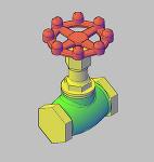 3Dバルブ1