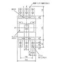 三菱電機[ノーヒューズ遮断器(ブレーカー)] NF800-CEW